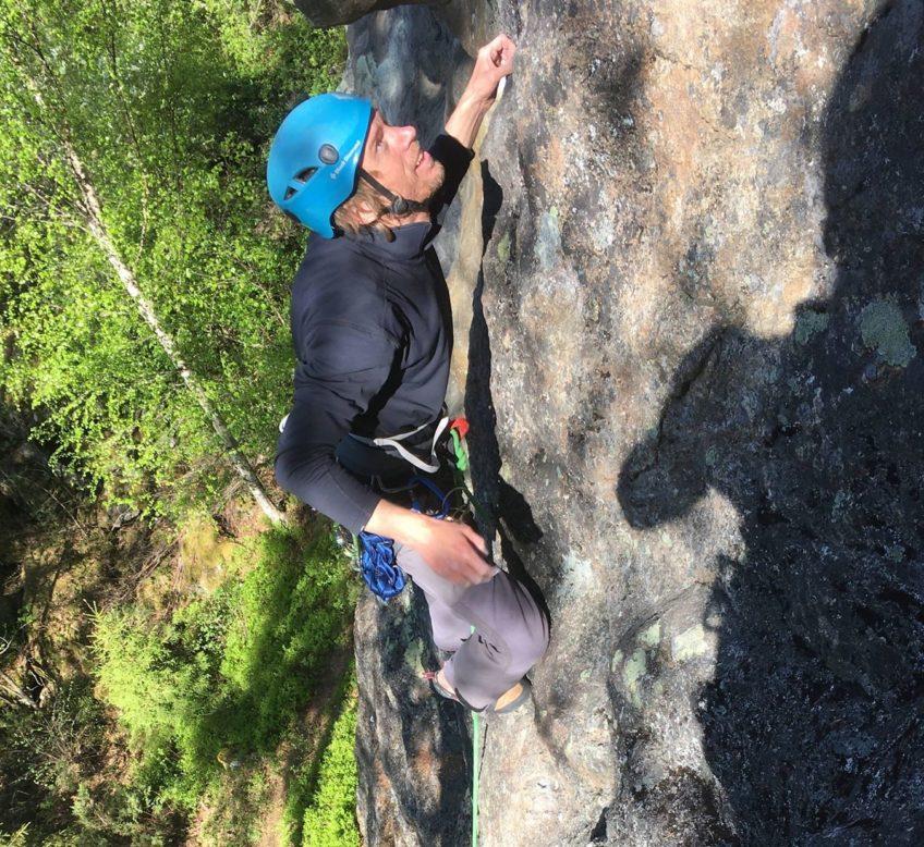 Tisdagsklättring och Climb in i Stugun, 30-31 maj.